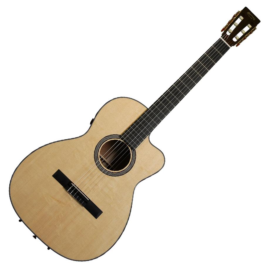 Martin 000c Nylon Classical Guitar Music Machine