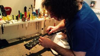 JR Guitars – Luthier | Guitar repairs & modifications